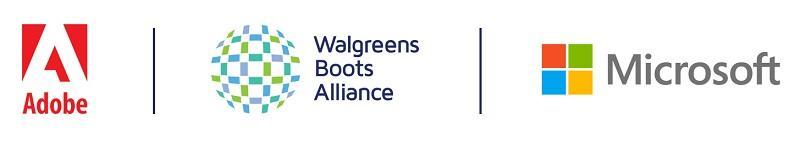 Microsoft, Adobe, and Walgreens Boots Alliance
